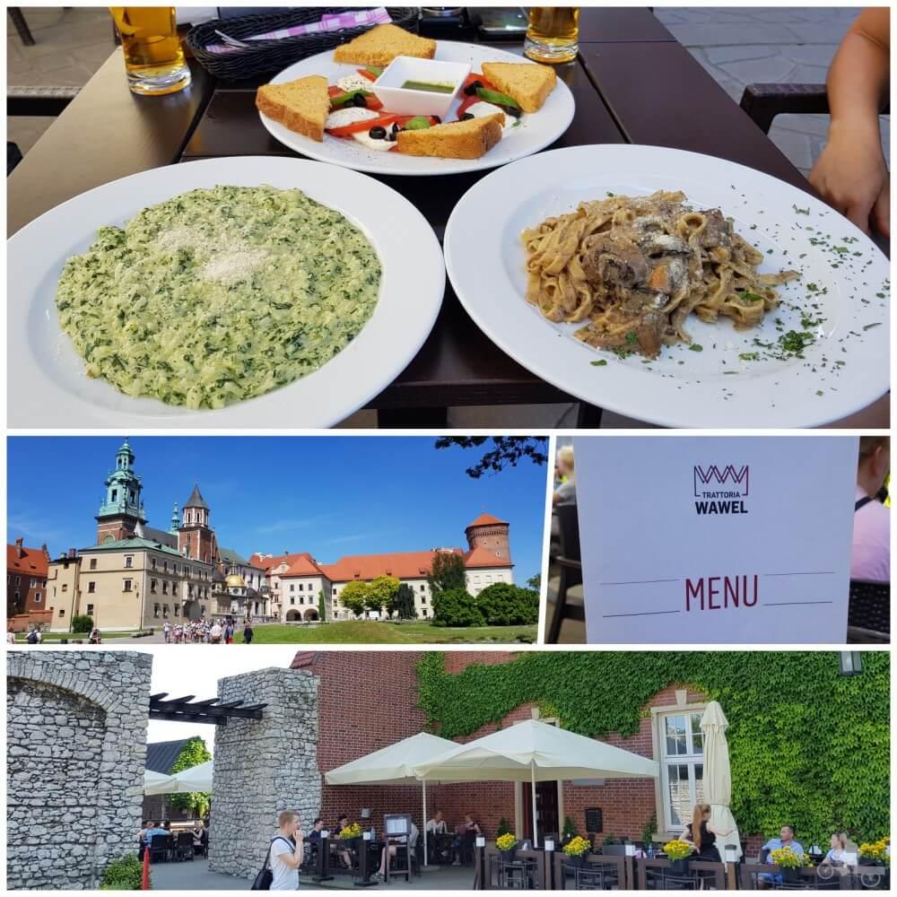 Trattoria Wawel - dónde comer en Cracovia