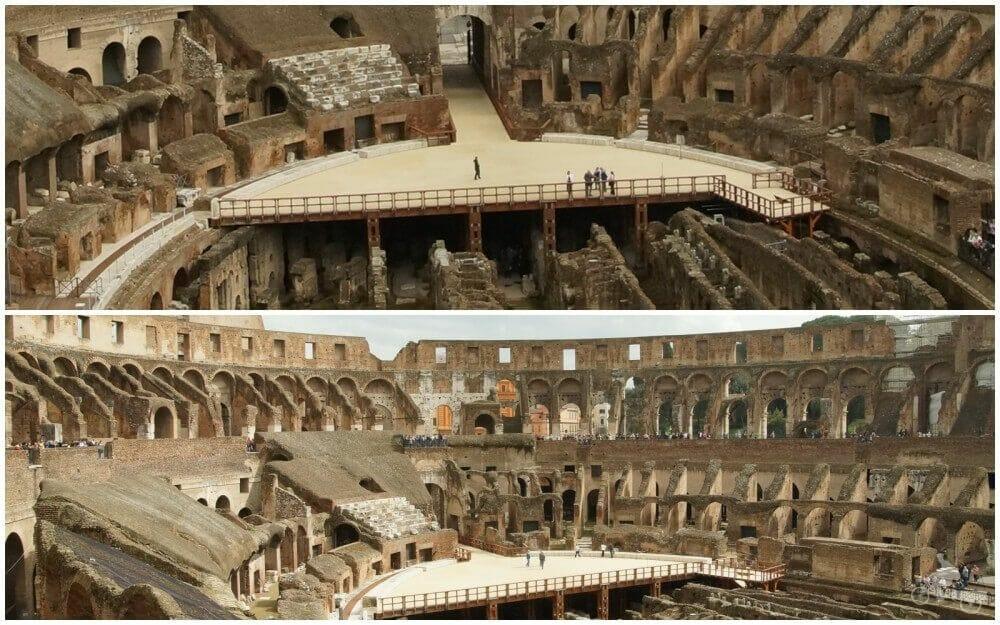 arena coliseo