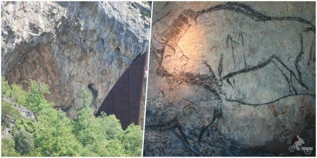 gruta niaux ariege