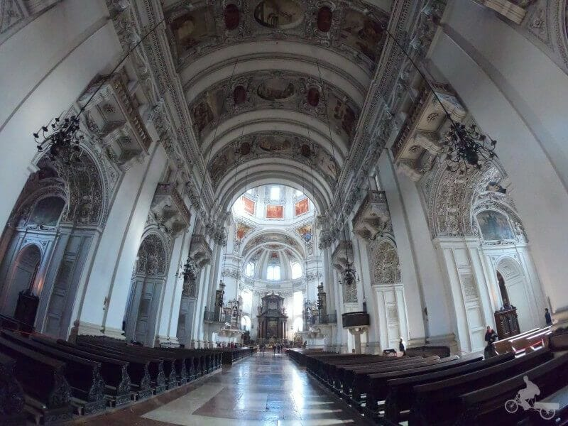 interior catedral salzburgo