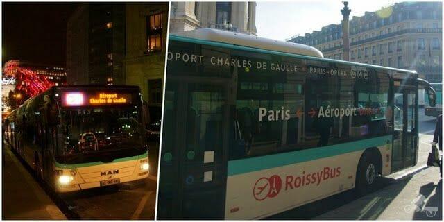 Roissybus París