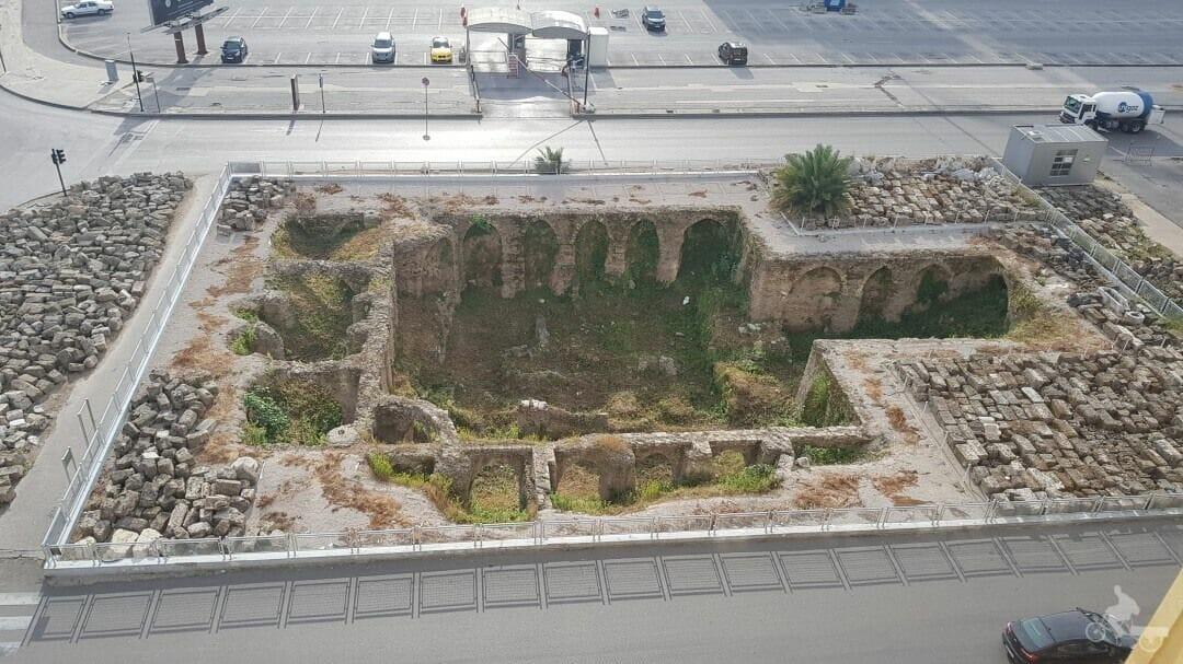 ruinas romanas beirut