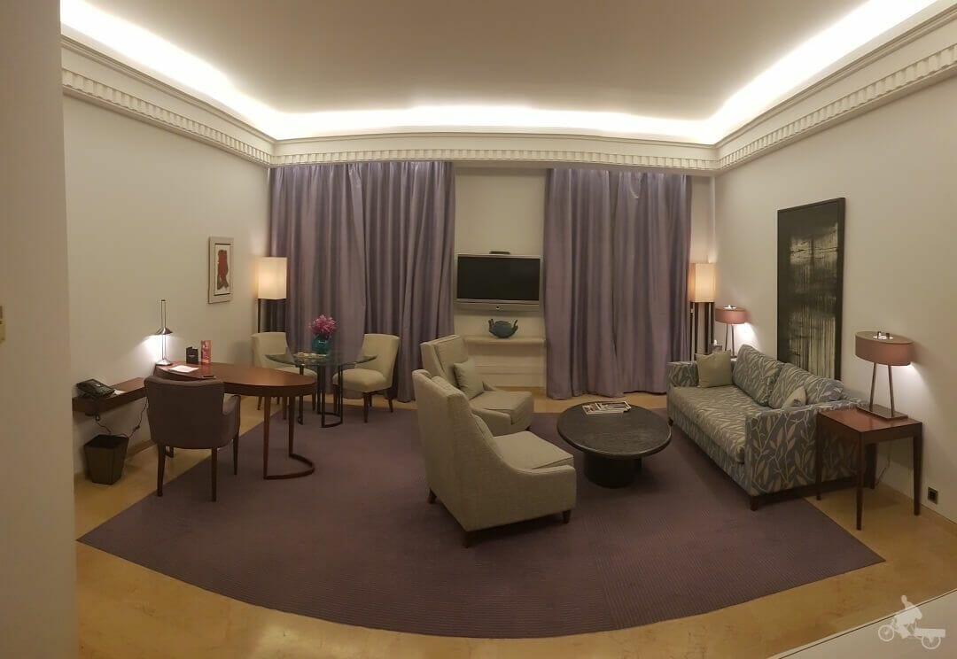 suite le gray hotel beirut