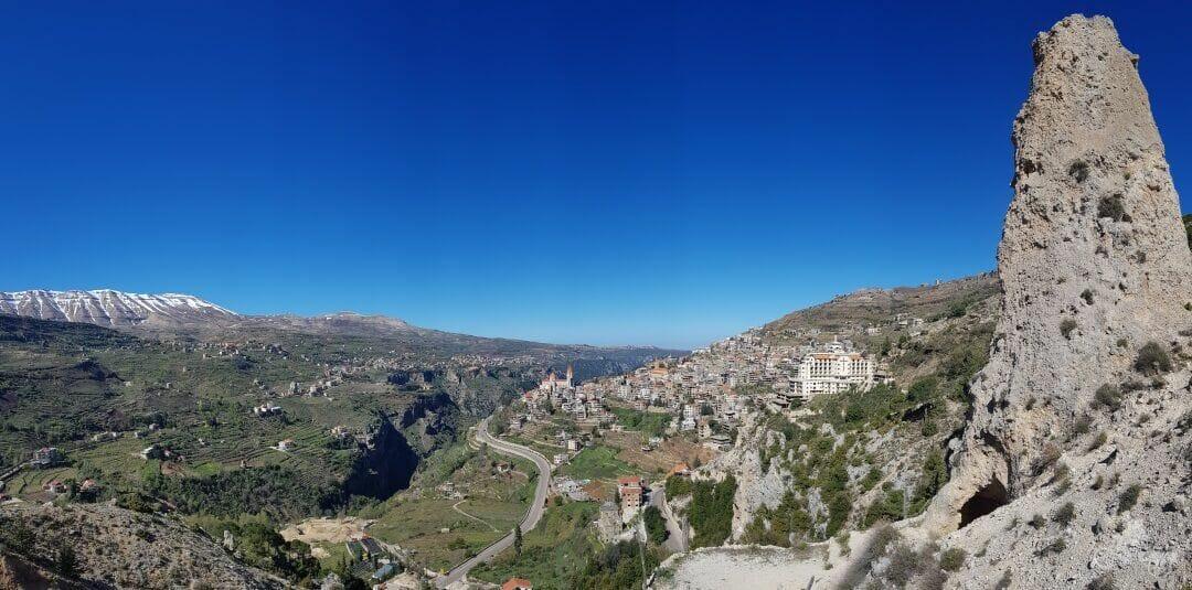 vistas de bisharri