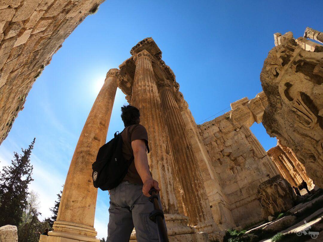 Templo de Baco de Baalbek