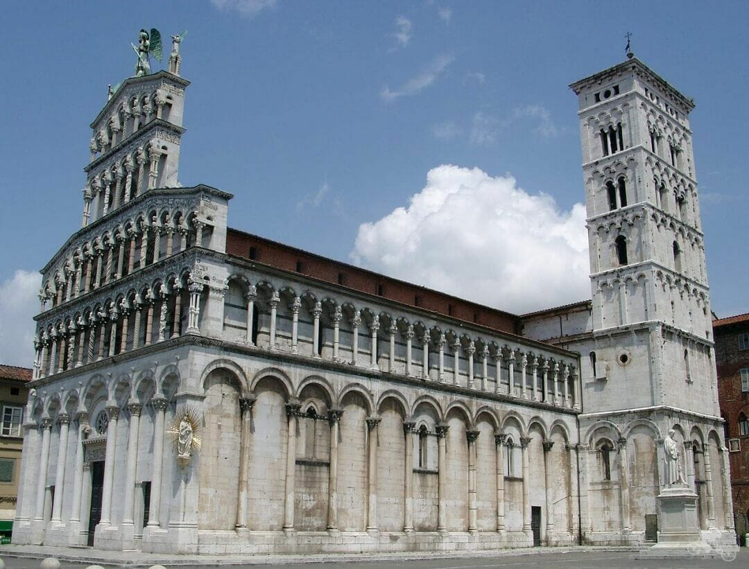 san michele lucca