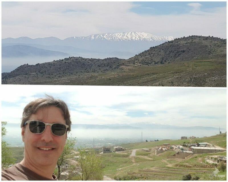 Monte hermon Líbano