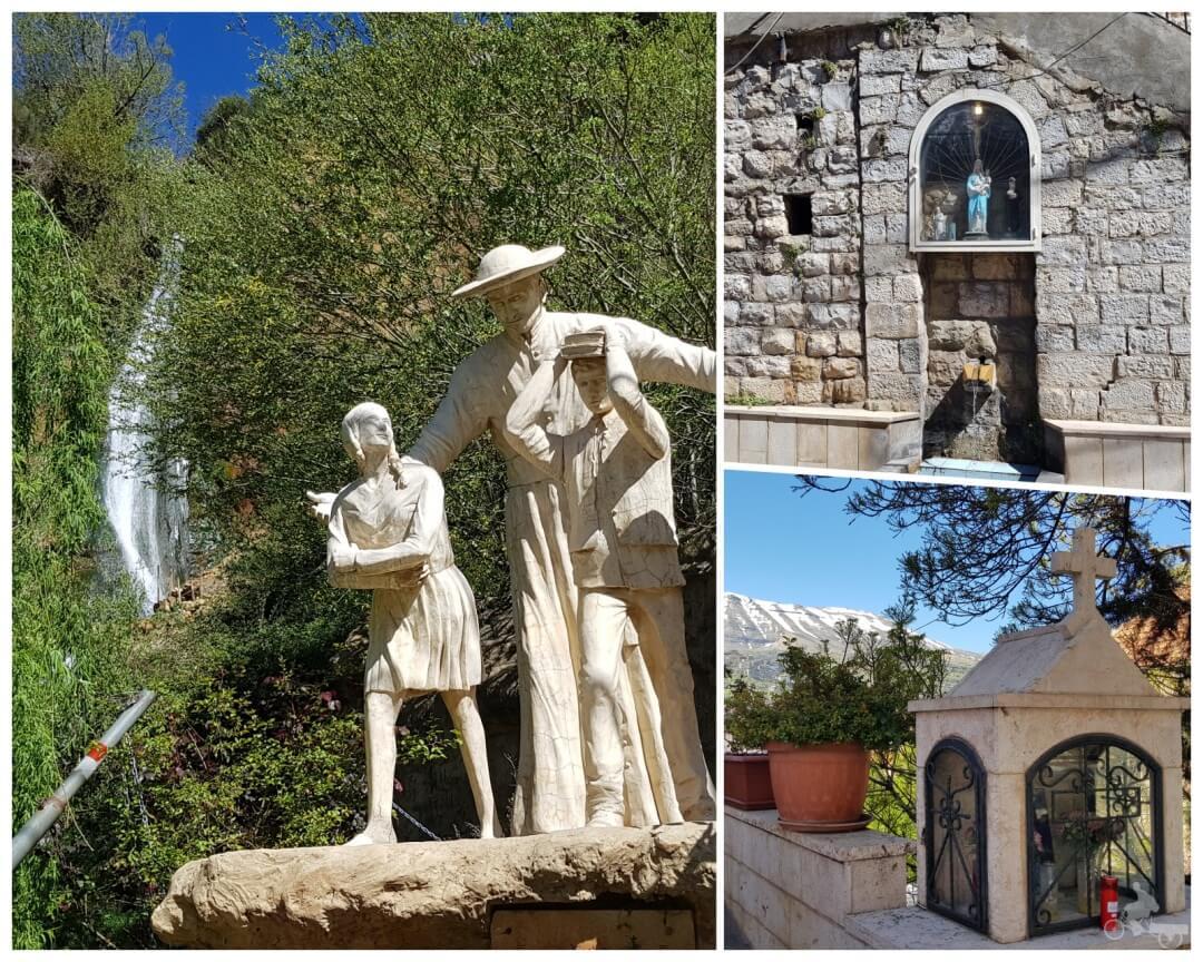 esculturas cristianas bisharri