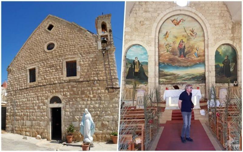 iglesia Saydet Al Maounet de Baalbek