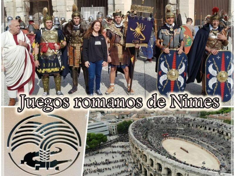 juegos romanos de Nimes