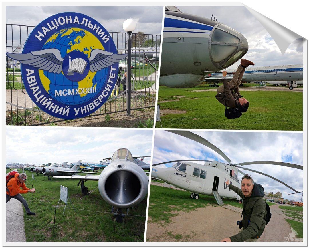 museo aviacion oleg antonov kiev