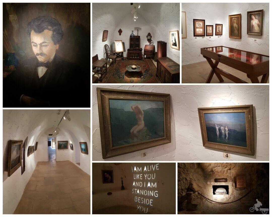 museo gibrail bisharri