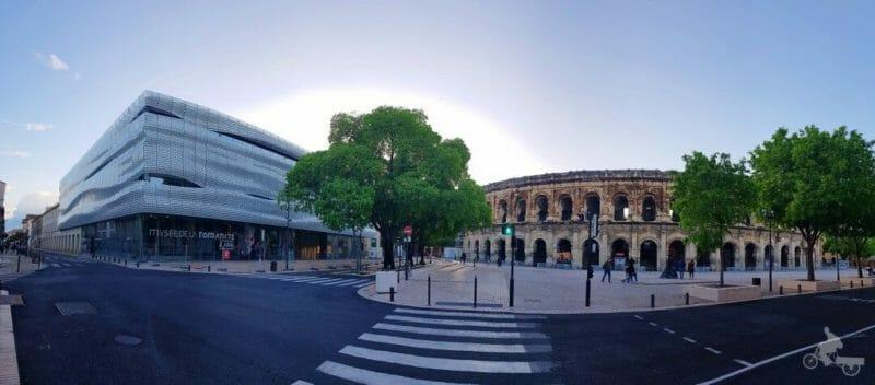 museo de la romanidad de nimes