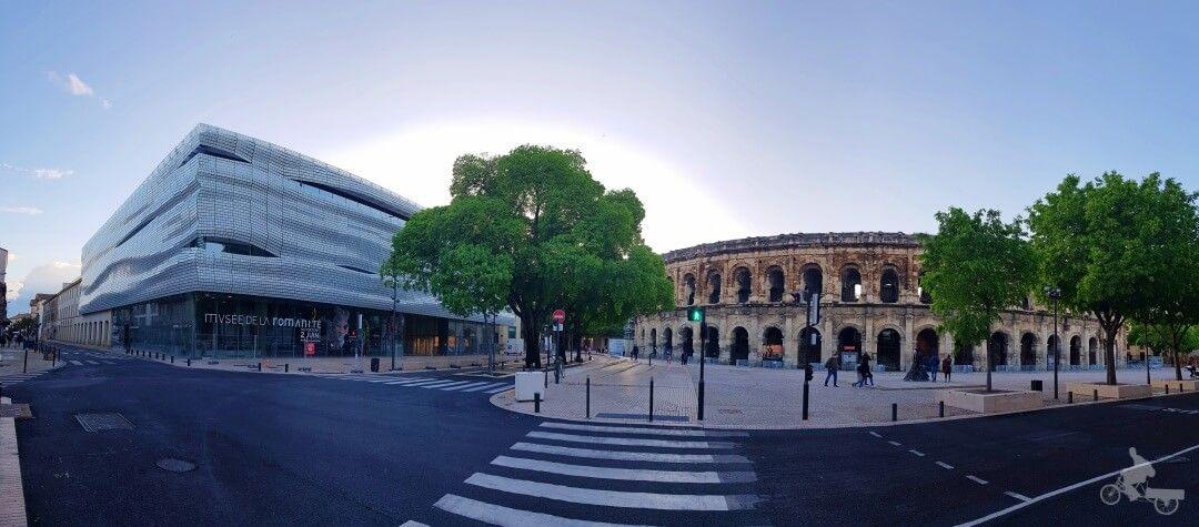 nimes museo romanidad