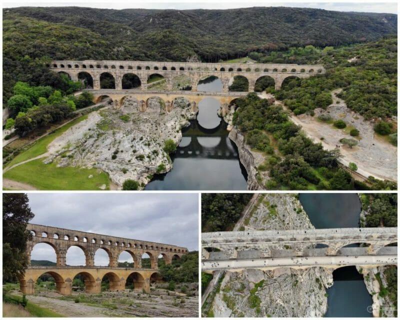 pont du garde acueducto nimes