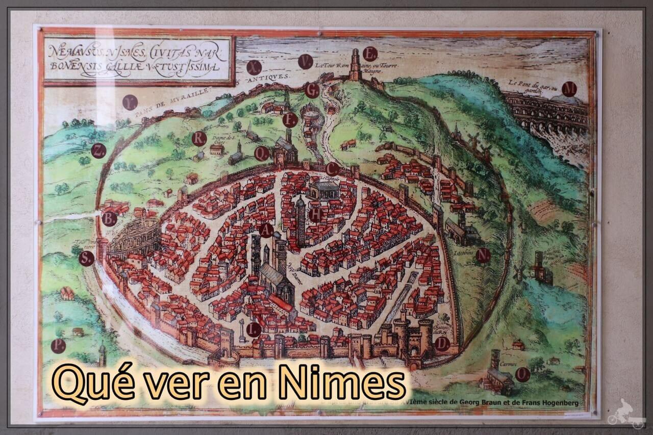 Que ver en Nimes