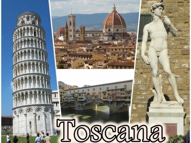 Qué ver en la Toscana Italia