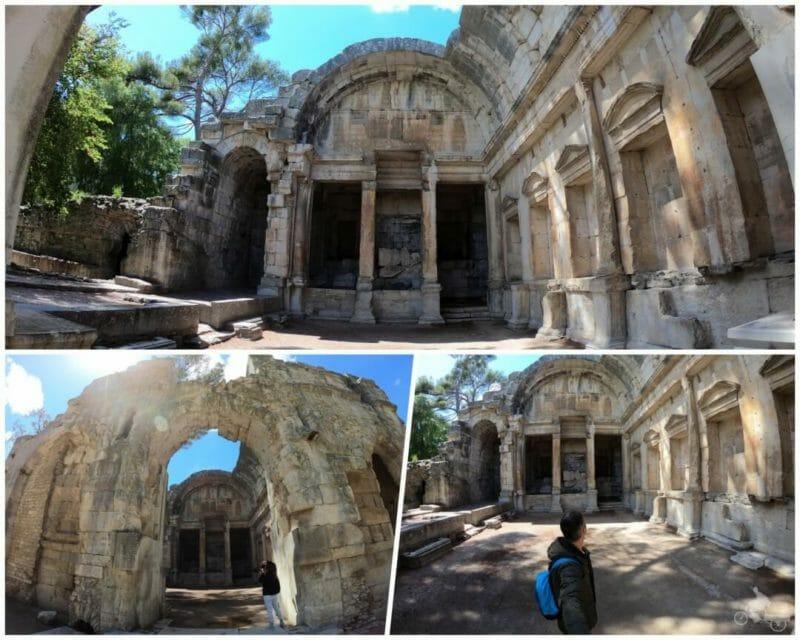 templo diana nimes