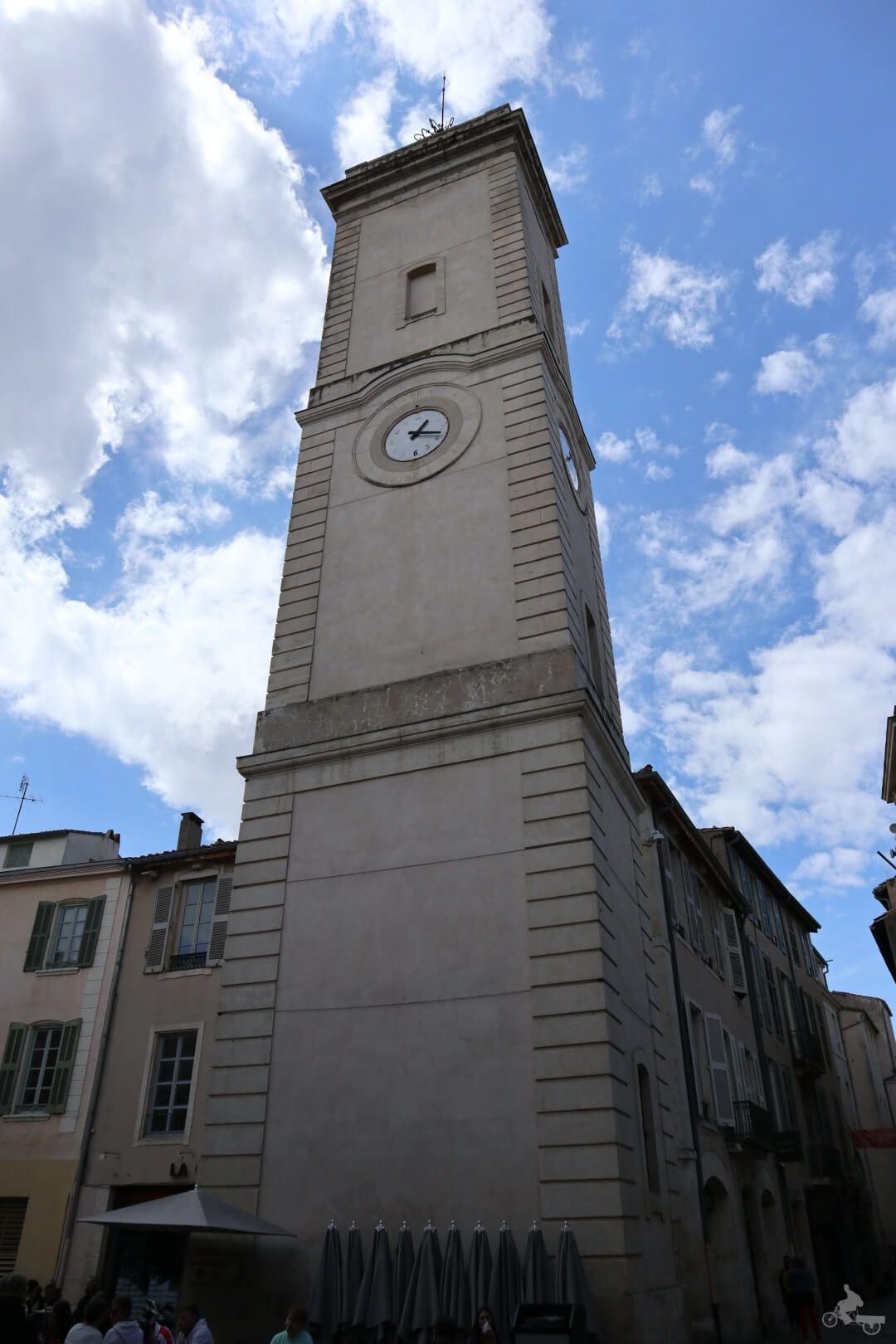 torre reloj nimes