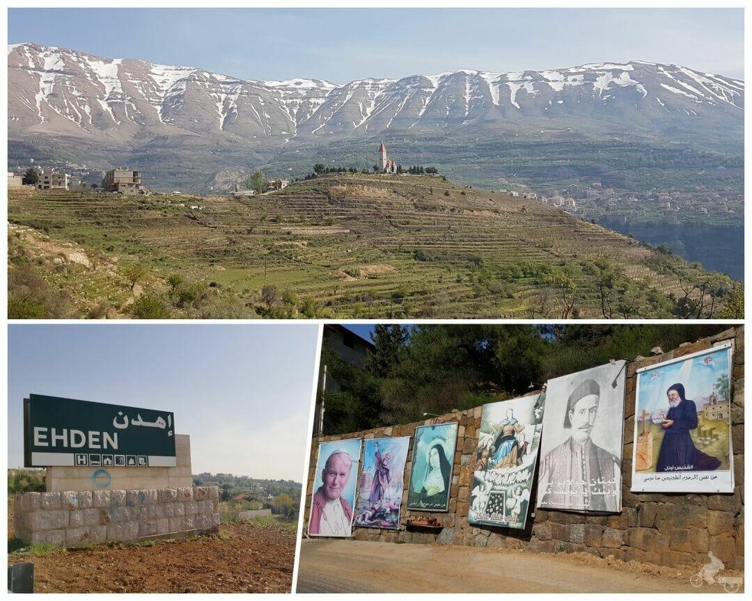 valle edehn libano