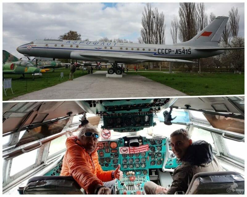 museo de la aviación oleg antonov kiev Ucrania