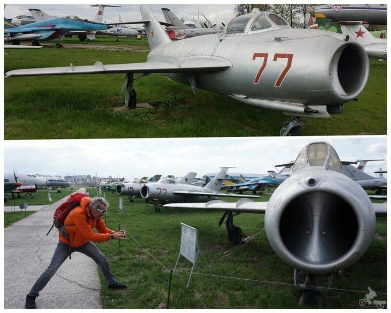 museo de la aviación oleg antonov kiev