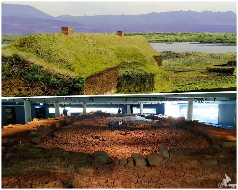 casa vikinga más antigua de islandia
