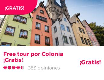 free tour colonia