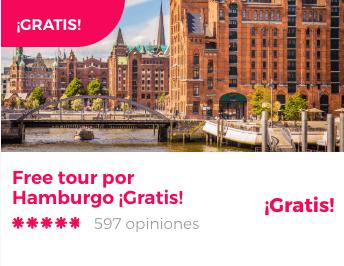 free tour hamburgo