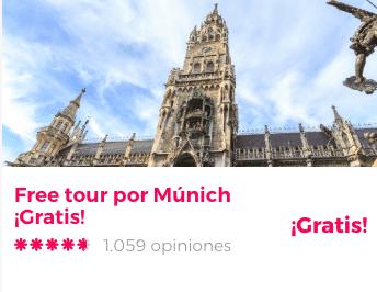 free tour munich