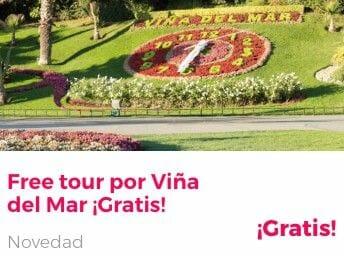 FREE TOUR VIÑA MAR CHILE