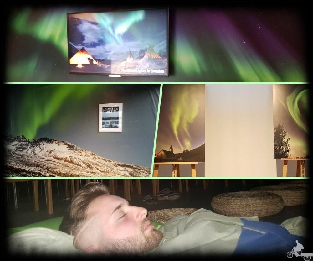 museo auroras boreales reikiavik