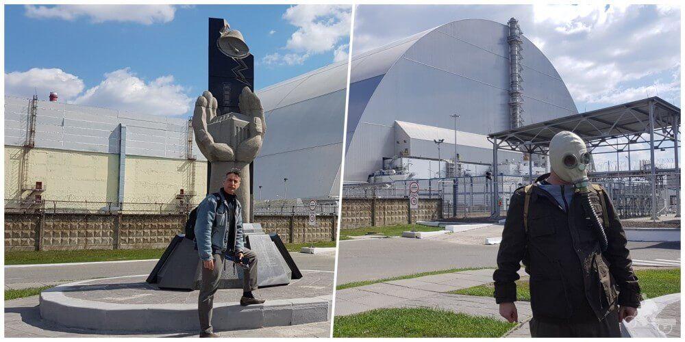 reactor 4 de chernobyl