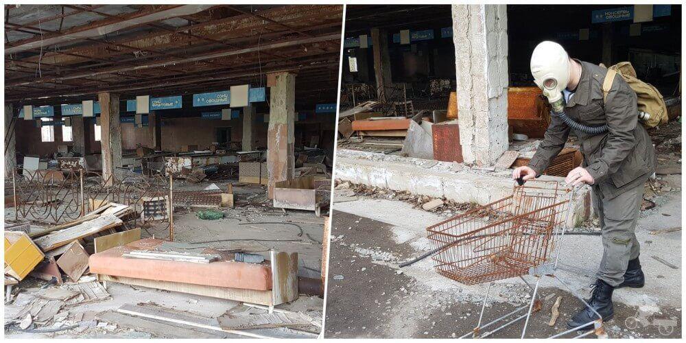 supermercado pripyat chernobyl