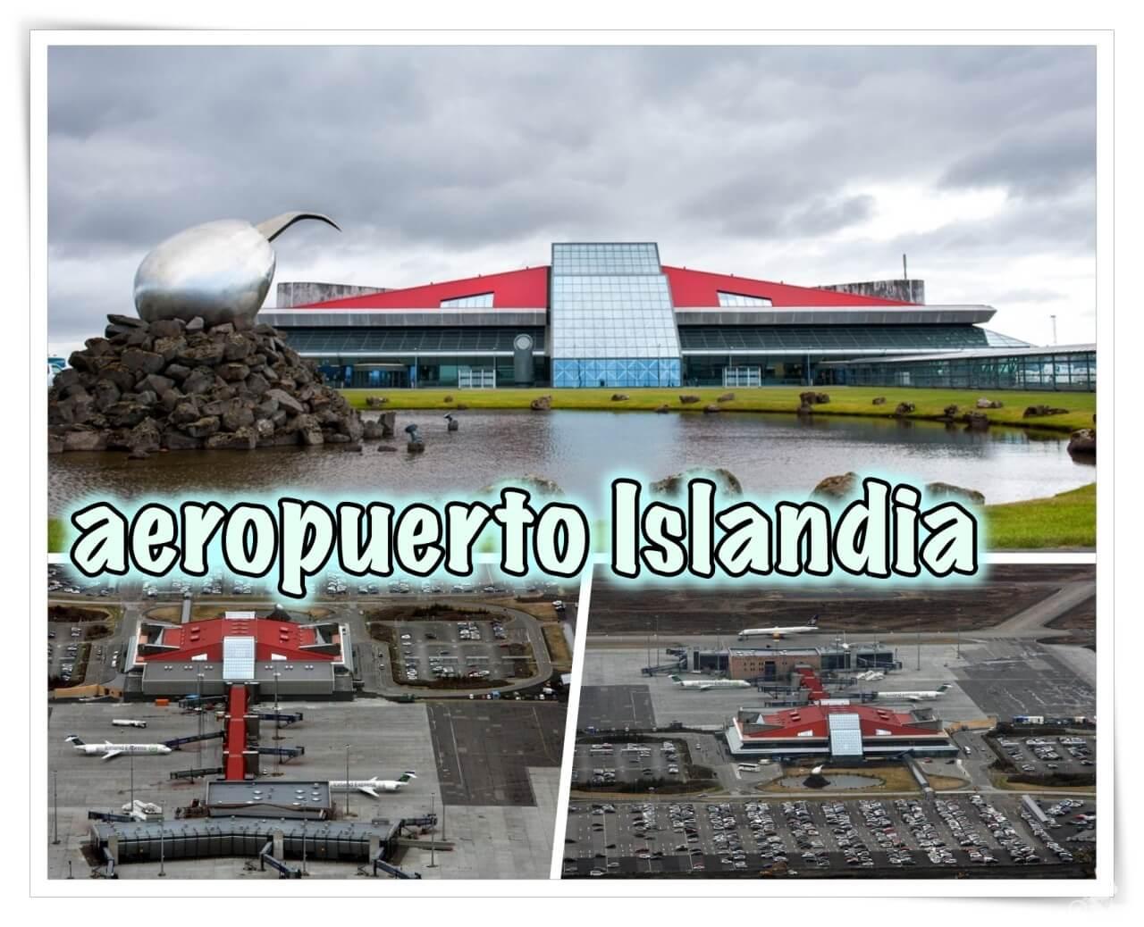 aeropuerto islandia