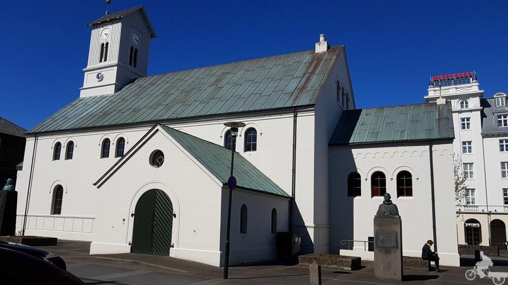 catedral reikiavik