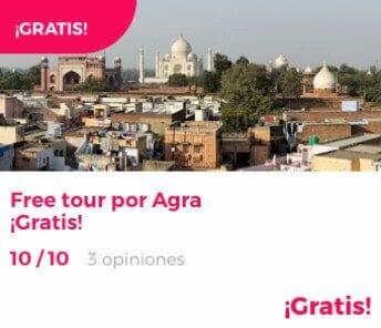 free tour agra india