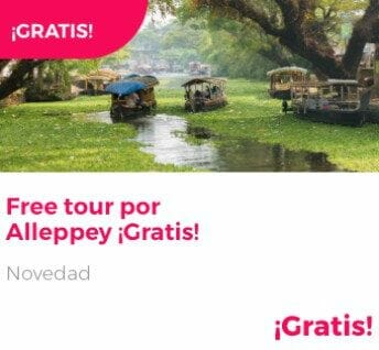 free tour alleppey