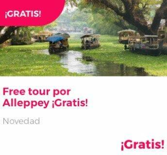 free tour alleppey