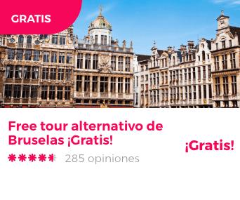 free tour alternativo bruselas