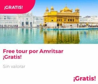 free tour amritsar