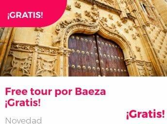 free tour baeza