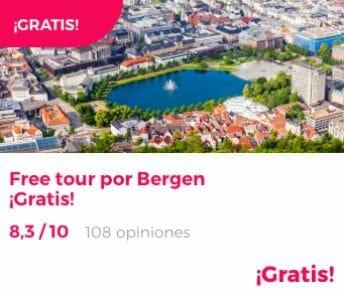 free tour bergen