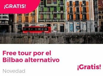 free tour bilbao alternativo