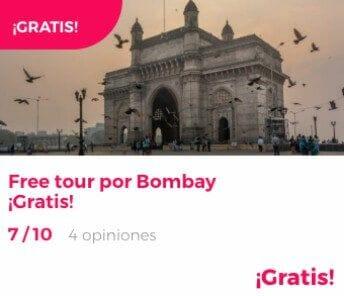 free tour bombay