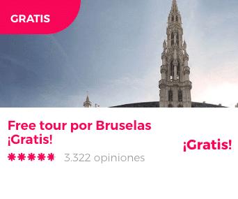 free tour por bruselas