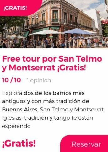 free tour buenos aires san telmo