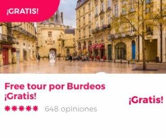 free tour burdeos