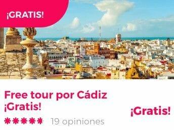free tour cadiz