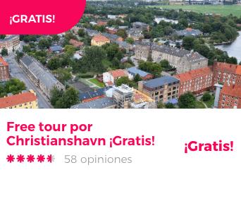 Free tour por Christianshavn